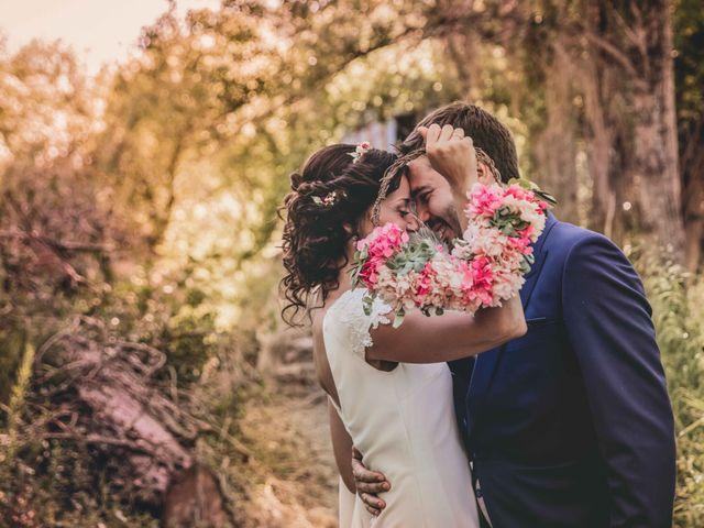 La boda de Candela y Enrique