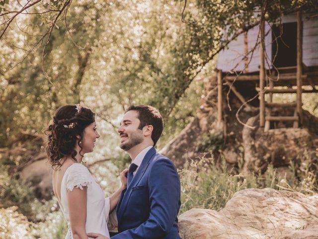 La boda de Enrique y Candela en Jimera De Libar, Málaga 60