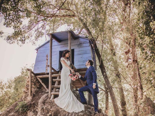 La boda de Enrique y Candela en Jimera De Libar, Málaga 61