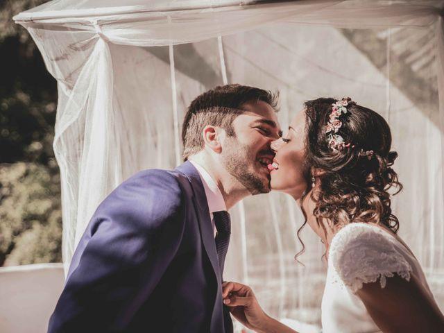 La boda de Enrique y Candela en Jimera De Libar, Málaga 65