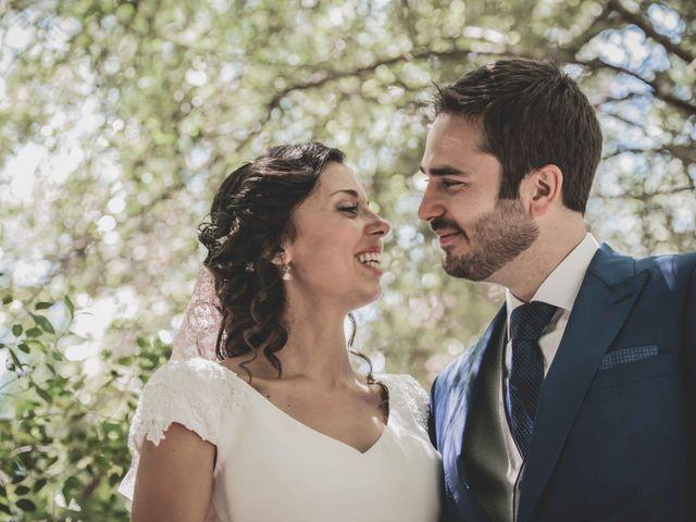 La boda de Enrique y Candela en Jimera De Libar, Málaga 82