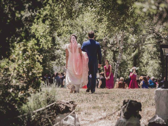 La boda de Enrique y Candela en Jimera De Libar, Málaga 84
