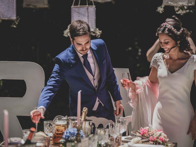 La boda de Enrique y Candela en Jimera De Libar, Málaga 87