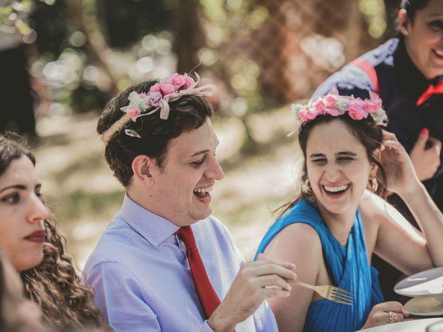 La boda de Enrique y Candela en Jimera De Libar, Málaga 91