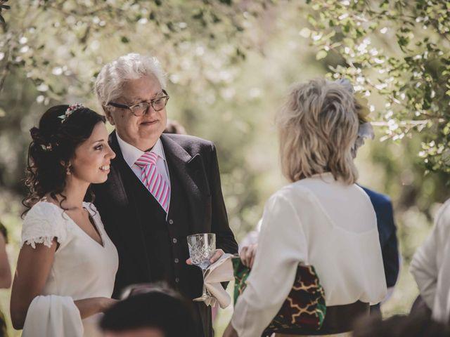 La boda de Enrique y Candela en Jimera De Libar, Málaga 92