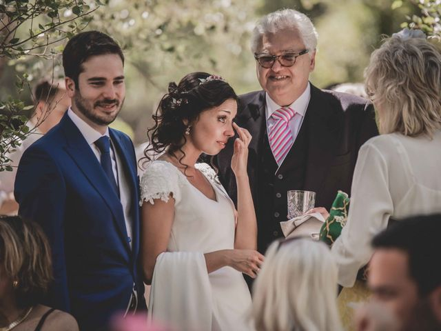 La boda de Enrique y Candela en Jimera De Libar, Málaga 93