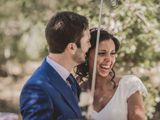 La boda de Enrique y Candela en Jimera De Libar, Málaga 99