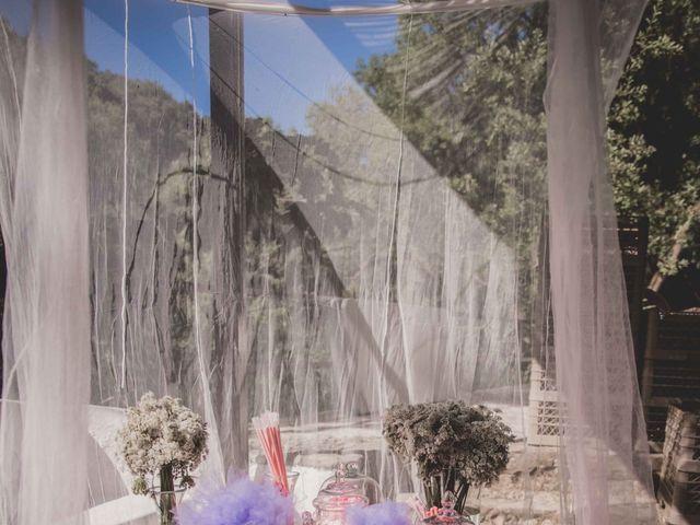La boda de Enrique y Candela en Jimera De Libar, Málaga 100