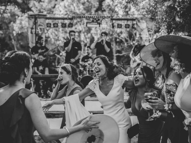 La boda de Enrique y Candela en Jimera De Libar, Málaga 107