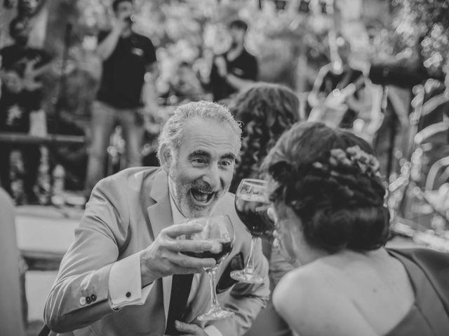 La boda de Enrique y Candela en Jimera De Libar, Málaga 109