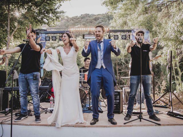 La boda de Enrique y Candela en Jimera De Libar, Málaga 118