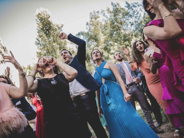 La boda de Enrique y Candela en Jimera De Libar, Málaga 119