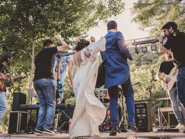 La boda de Enrique y Candela en Jimera De Libar, Málaga 120