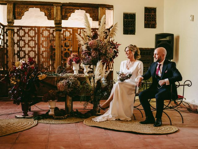La boda de Lolo y Irene en Alcala De Guadaira, Sevilla 46