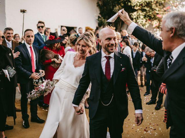 La boda de Lolo y Irene en Alcala De Guadaira, Sevilla 53