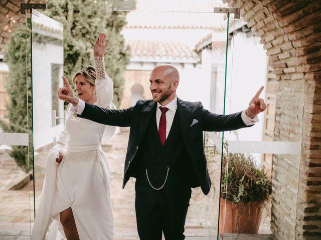 La boda de Lolo y Irene en Alcala De Guadaira, Sevilla 87