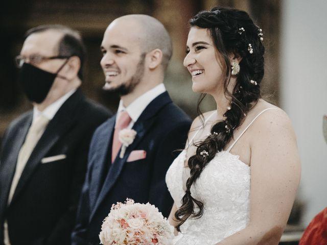 La boda de Margareth y Victor