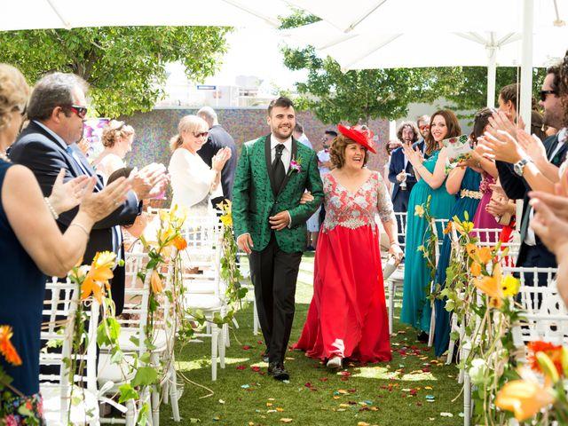 La boda de Moises y Mari Carmen en Campo De Criptana, Ciudad Real 13