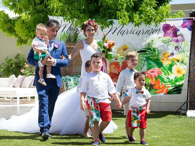 La boda de Moises y Mari Carmen en Campo De Criptana, Ciudad Real 14