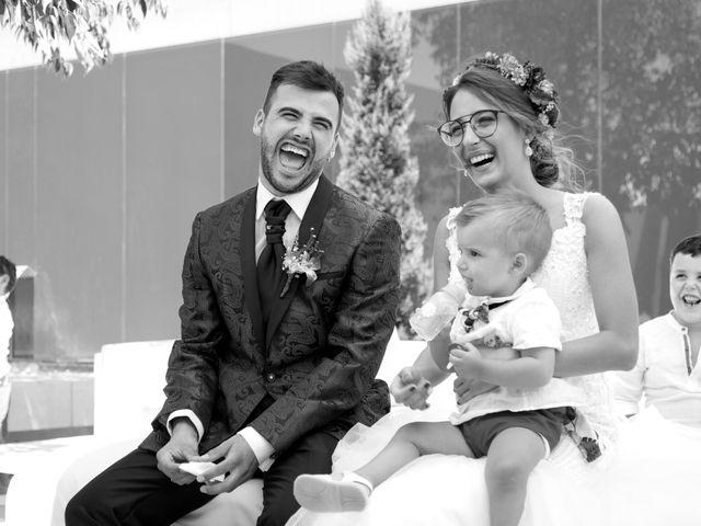 La boda de Moises y Mari Carmen en Campo De Criptana, Ciudad Real 1