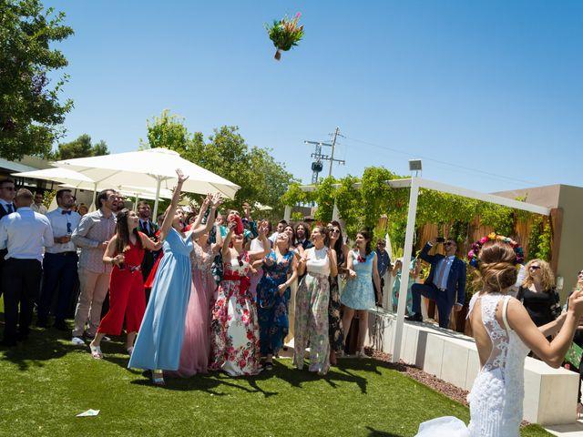 La boda de Moises y Mari Carmen en Campo De Criptana, Ciudad Real 20