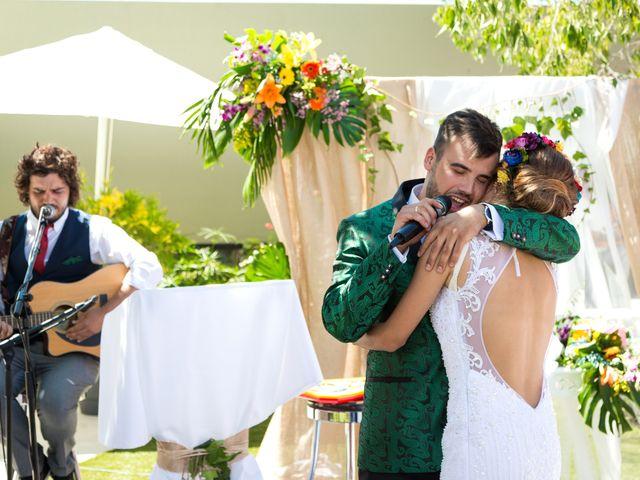 La boda de Moises y Mari Carmen en Campo De Criptana, Ciudad Real 21