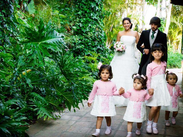 La boda de Rafa y Susana en Málaga, Málaga 34