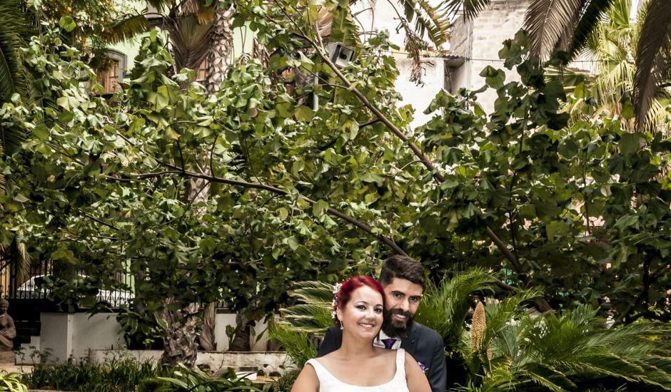 La boda de Juan Alberto y Elisa en Arucas, Las Palmas