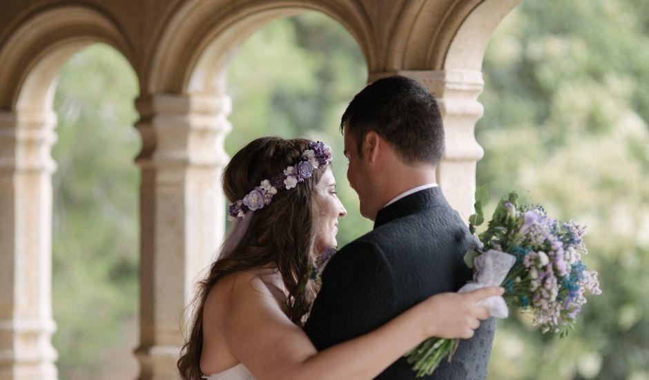 La boda de Jordi y Miriam en Olerdola, Barcelona