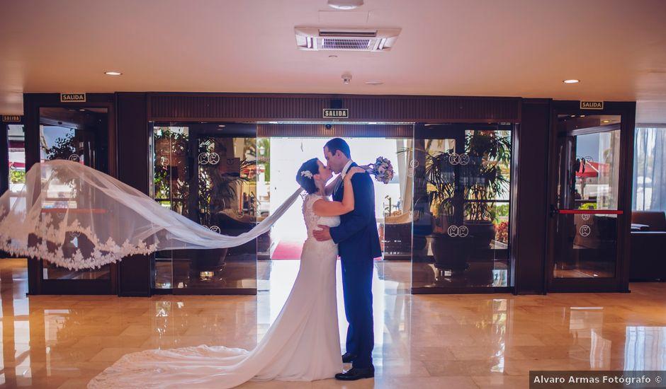 La boda de Gustavo y Pilar en Puerto De La Cruz, Santa Cruz de Tenerife