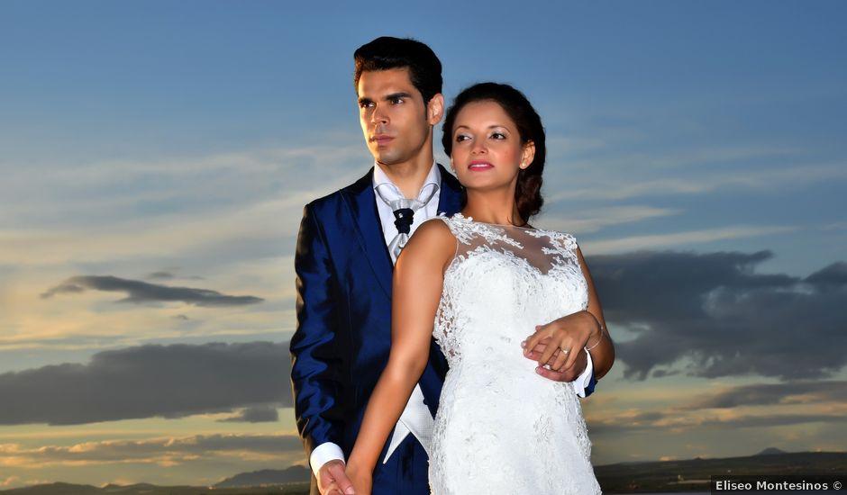 La boda de Clemente y Andrea en Los Ramos, Murcia