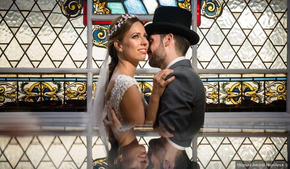 La boda de Nacho y Beatriz en Zaragoza, Zaragoza