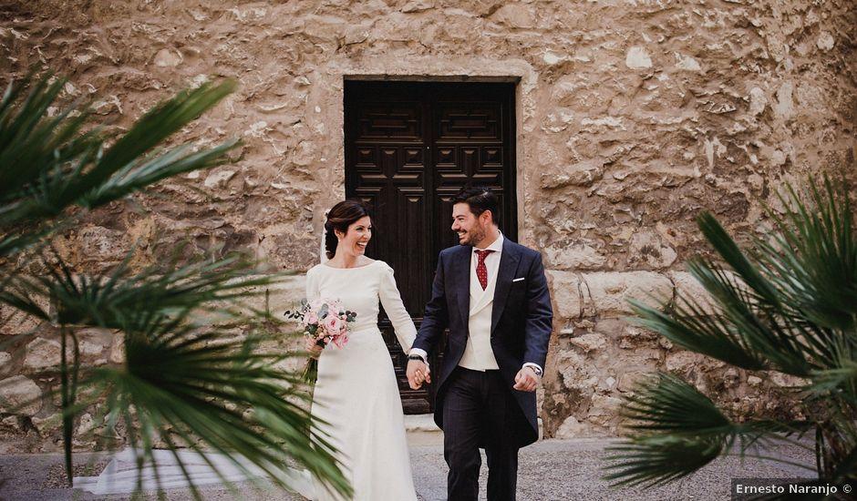 La boda de Víctor y María en Piedrabuena, Ciudad Real
