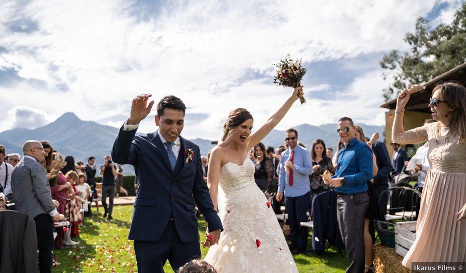 La boda de David y Montse en Montseny, Barcelona