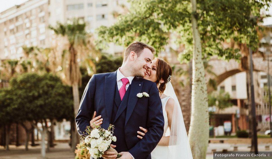 La boda de Jose y Ioana en Roquetas De Mar, Almería