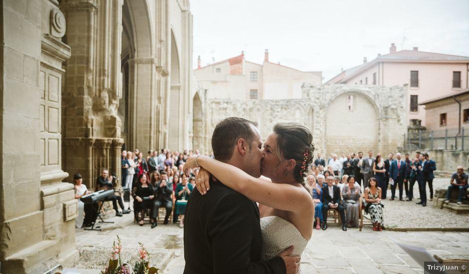 La boda de Pablo y Sara en Logroño, La Rioja