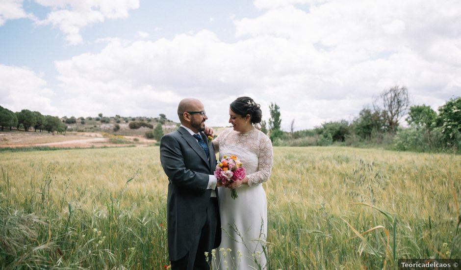 La boda de Beni y Samu en Torre De Juan Abad, Ciudad Real