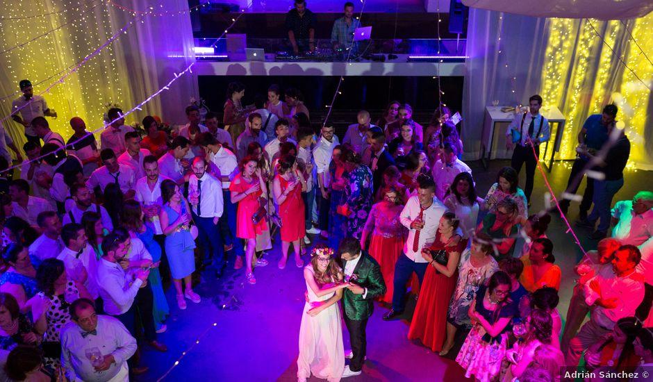 La boda de Moises y Mari Carmen en Campo De Criptana, Ciudad Real