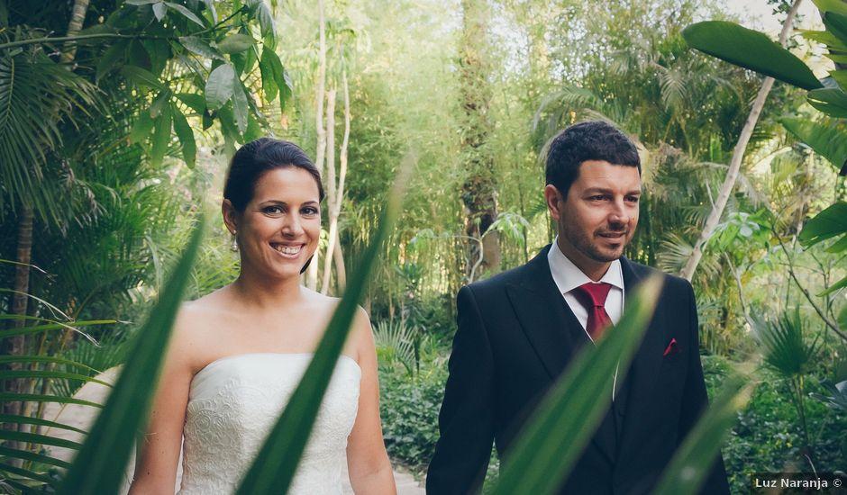 La boda de Rafa y Susana en Málaga, Málaga