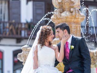 La boda de Ana y José Mª