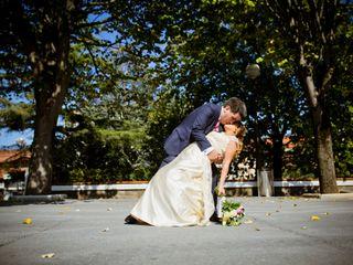 La boda de Iratxe y Aitor