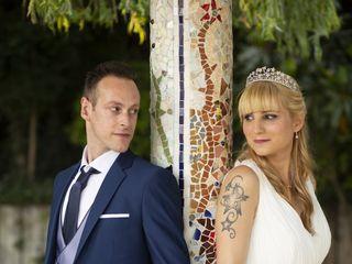 La boda de Jessica y Arkaitz 3