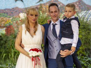 La boda de Jessica y Arkaitz