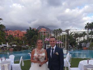La boda de Alexandra  y Iñaki  1