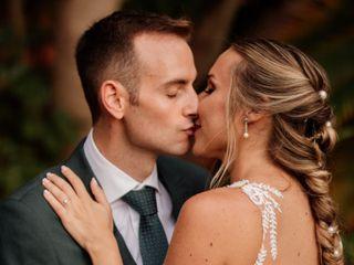 La boda de Alexandra  y Iñaki