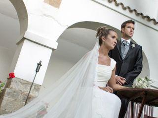La boda de Elena y Andres