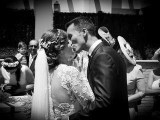 La boda de Marina y Santi