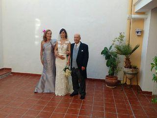 La boda de María y  Jesús 1