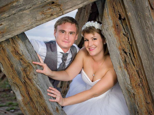 La boda de Yana y Nikita