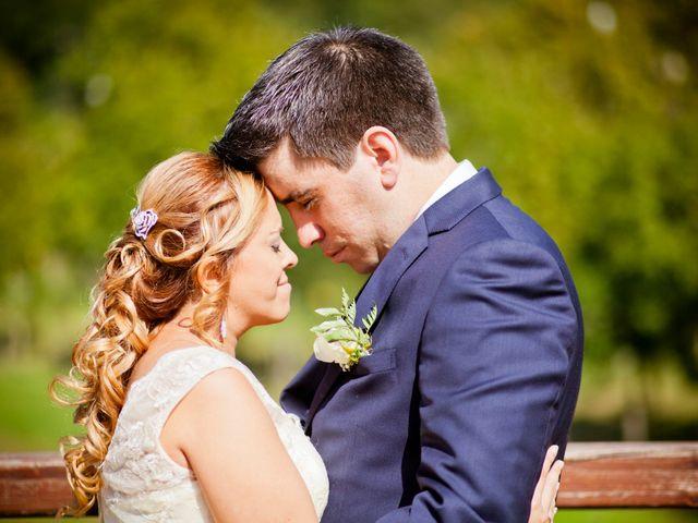 La boda de Aitor y Iratxe en Sondika, Vizcaya 16